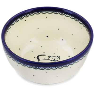 Polish Pottery Bowl ""
