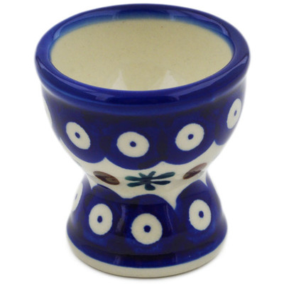 "Polish Pottery Egg Holder 2"" Mosquito"