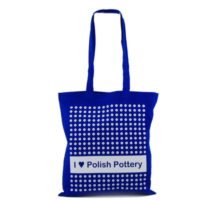 Tote Shopping Bag 16 by 15in / Handle Drop: 13in Blue Eyed Peacock